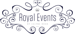 Royal Events by Celyne Rook Logo